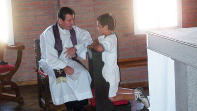 Photo of Recursos audiovisuales para la celebración del sacramento de Reconciliación