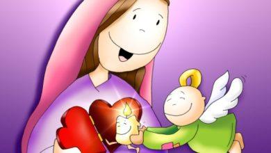 Photo of Misa con niños Fiesta de la Inmaculada
