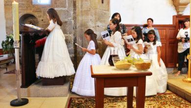 Photo of Preparación y celebración de la primera comunión en la Archidiócesis de Santiago de Compostela