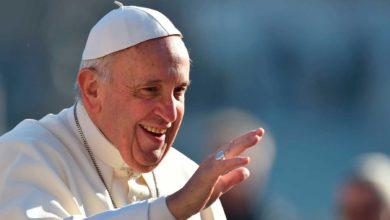 Photo of El mensaje del Papa Francisco al concluir el año