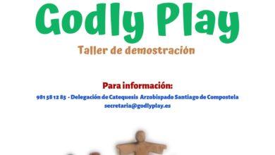 Photo of Demostración de Godly Play en A Coruña