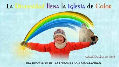 Photo of 1 de diciembre:  Día Diocesano de las Personas con Discapacidad en Santiago de Compostela