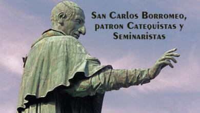 Photo of San Carlos Borromeo, patrono de los Catequistas y seminaristas