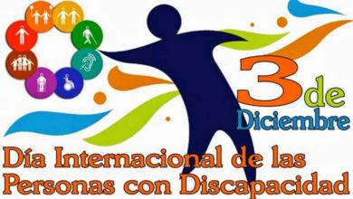 Photo of 3 de diciembre: Día de las Personas con Discapacidad