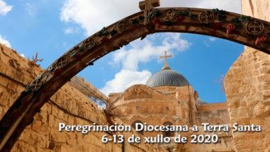 Photo of Inscríbete ya a la Peregrinación a Tierra Santa, se están acabando las plazas.