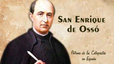 Photo of Hoy celebramos a San Enrique de Ossó