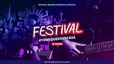 Photo of Festival de música católica #YoMeQuedoEnCasa contra el Covid-19
