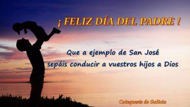 Photo of ¡Feliz día, papá catequista!