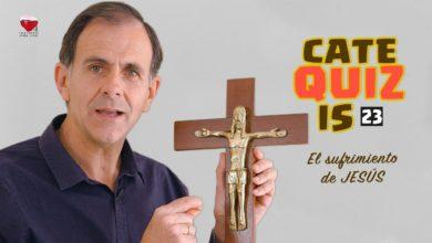 Photo of CATEQUIZIS para 1ª COMUNIÓN – Cap. 23: EL SUFRIMIENTO DE JESÚS