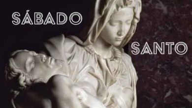 Photo of Sábado Santo  #EnFamilia