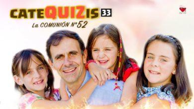 Photo of CATEQUIZIS para 1ª COMUNIÓN – Cap. 33: LA COMUNIÓN Nº 52