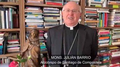 Photo of Saludo del Arzobispo a las familias