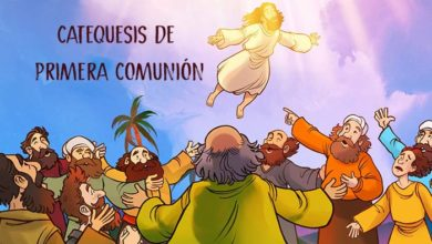 Photo of Catequesis para la Primera Comunión en el Séptimo Domingo de Pascua