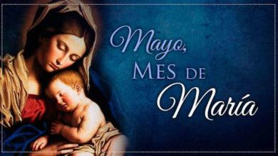 Photo of Mayo, mes de María y de la madre