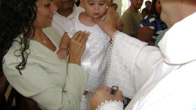 Photo of Celebrar en familia, el aniversario del Bautismo