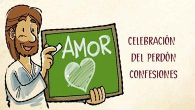 Photo of Celebración del perdón: confesiones
