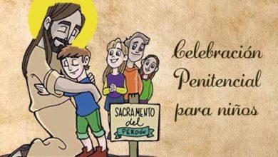 Photo of Celebración penitencial para niños