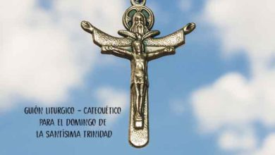 Photo of Reto#EnFamilia+: Material para la Liturgia&Catequesis del Domingo de la Santísima Trinidad