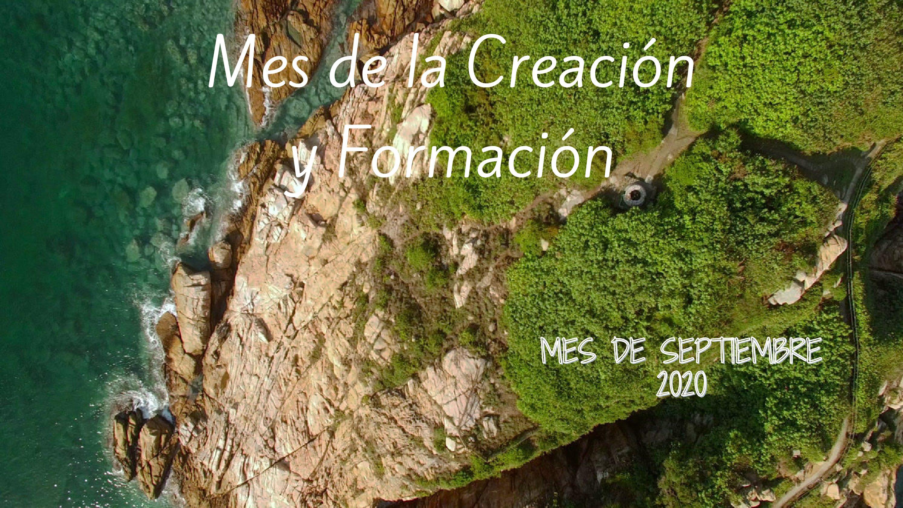 """Photo of Agenda de catequistas: mes de septiembre, mes de la """"Creación"""" y la """"Formación"""""""